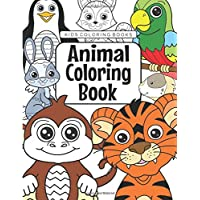 Crayola Epic Book of Awesome 4 288 Animal Coloring Pages Gift for Kids All-in-One Coloring Book Set 6 B07MJ7N6VW Age 3 5