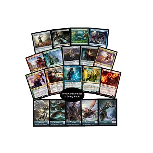Collection 100 FOIL MtG Cards Random Magic the Gathering Card