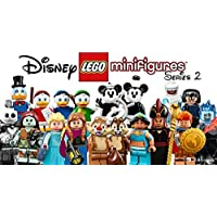 all 18 Complete Disney Series 1 Set Lego Minifigure NEW Collectible 71012