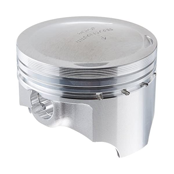 Wiseco 4576M07900 79.00mm 10.5:1 Compression Motorcycle Piston Kit
