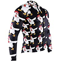 SLHFPX Chest Decoration Mens Cycling Jersey Shirts Full Sleeve Outdoor Biking Clothes Outfit