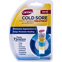 Carmex Cold Sore Treatment Gel (Pack of 2)