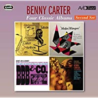 Four Classic Albums (The Tatum, Carter, Bellson Trio / Makin' Whoopee / BBB & Co / Further Definitions)