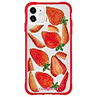 Case-Mate - iPhone 11 Case - Tough Juice - Made with Real Fruit - 6.1 - Summer Berries