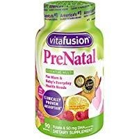 Vitafusion Prenatal Gummy Vitamins, 90 Count (Packaging May Vary)