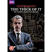 The Thick Of It: The Complete Series 1-3 & Specials