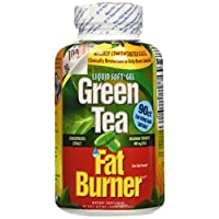 Applied Nutrition Green Tea Fat Burner Liquid Softgels, 90 ct