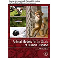 Animal Models for the Study of Human Disease: Chapter 32. Genetically Tailored Pig Models for Translational Biomedical Research