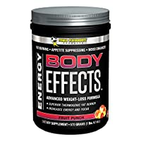 Power Performance Products Body Effects Pre Workout Supplement - Fruit Punch