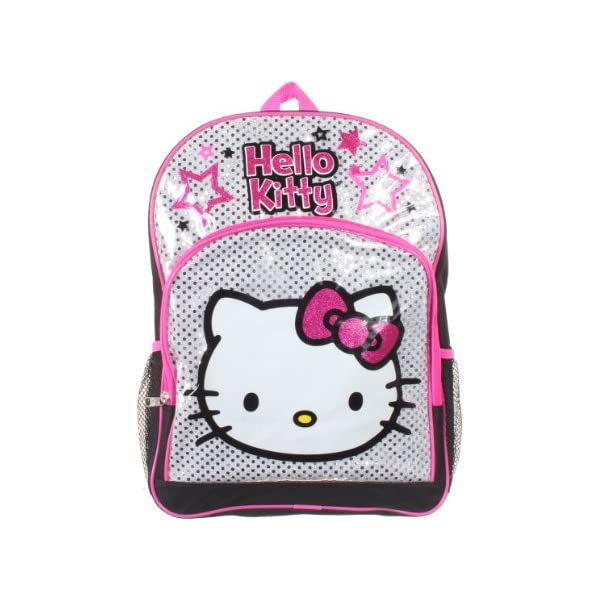 Hello Kitty Backpack Pink//blue FAB KU3082616