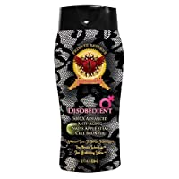 Disobedient for Women Tanning Lotion