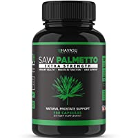 Havasu Nutrition Saw Palmetto Supplement for Prostate Health - Supports Those with...