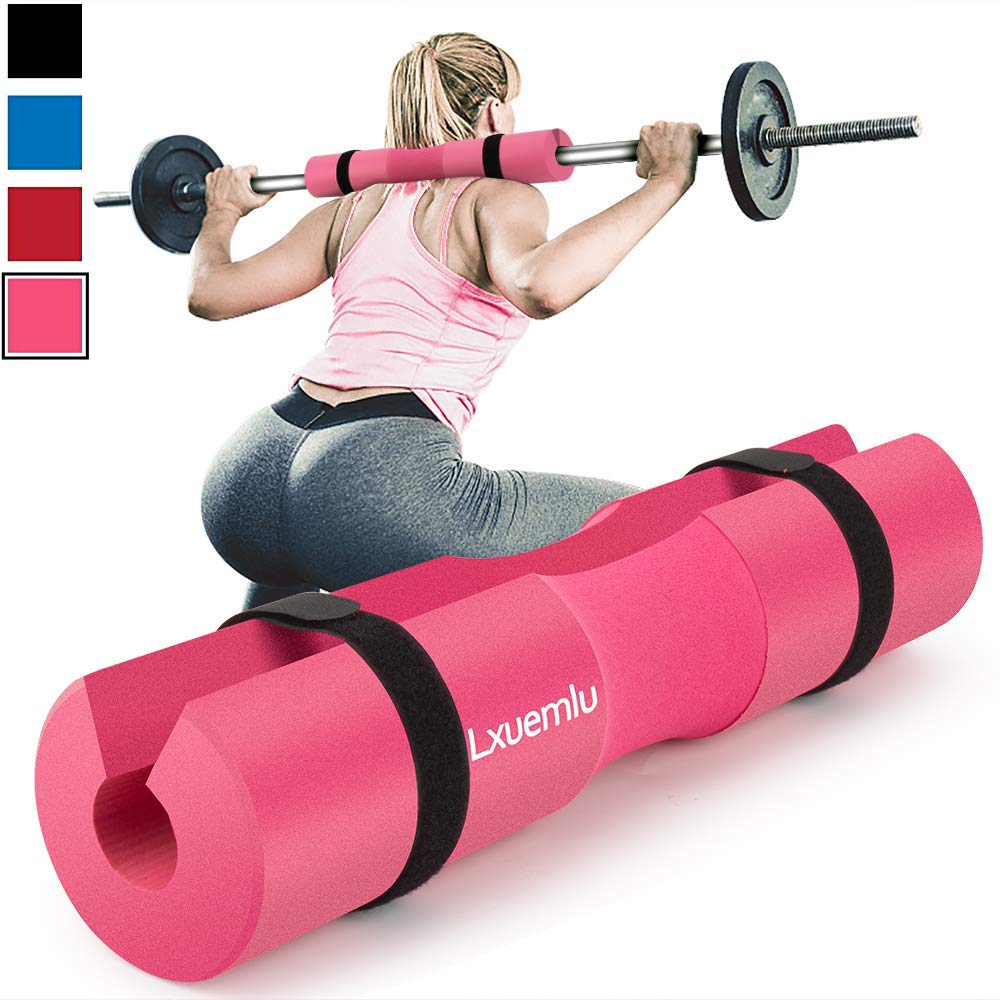 Elevator Fitness Squat Pad Barbell Pad For Squats Lunges New And Hip Thrust..