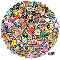 200-Pcs Featured Stickers,Fast Shipped by Amazon. Teens,Adults,Cars,Motorcycle,Bicycle,Skateboard Luggage,Bumper