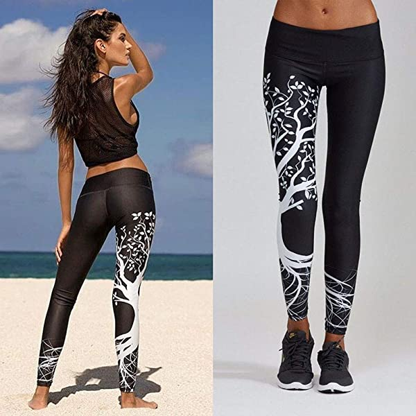 haoricu Women Seamless Leggings High Waist Yoga Pants Tummy Control Butt Lift Gym Workout Leggings for Women