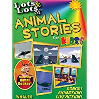 Lots & Lots of Animal Stories for Kids! - Whales