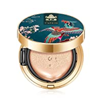 CATKIN BB Cream Air Cushion Foundation Moisture Natural Cover Concealer + Free Refill...