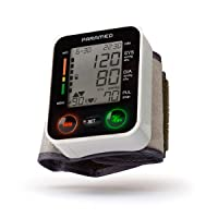 Automatic Wrist Blood Pressure Monitor by Paramed: Blood-Pressure Kit of Bp Cuff...