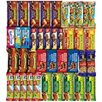 Healthy Snacks To Go Healthy Mixed Snack Box & Snacks Gift Variety Pack (Care Package 30 Count)