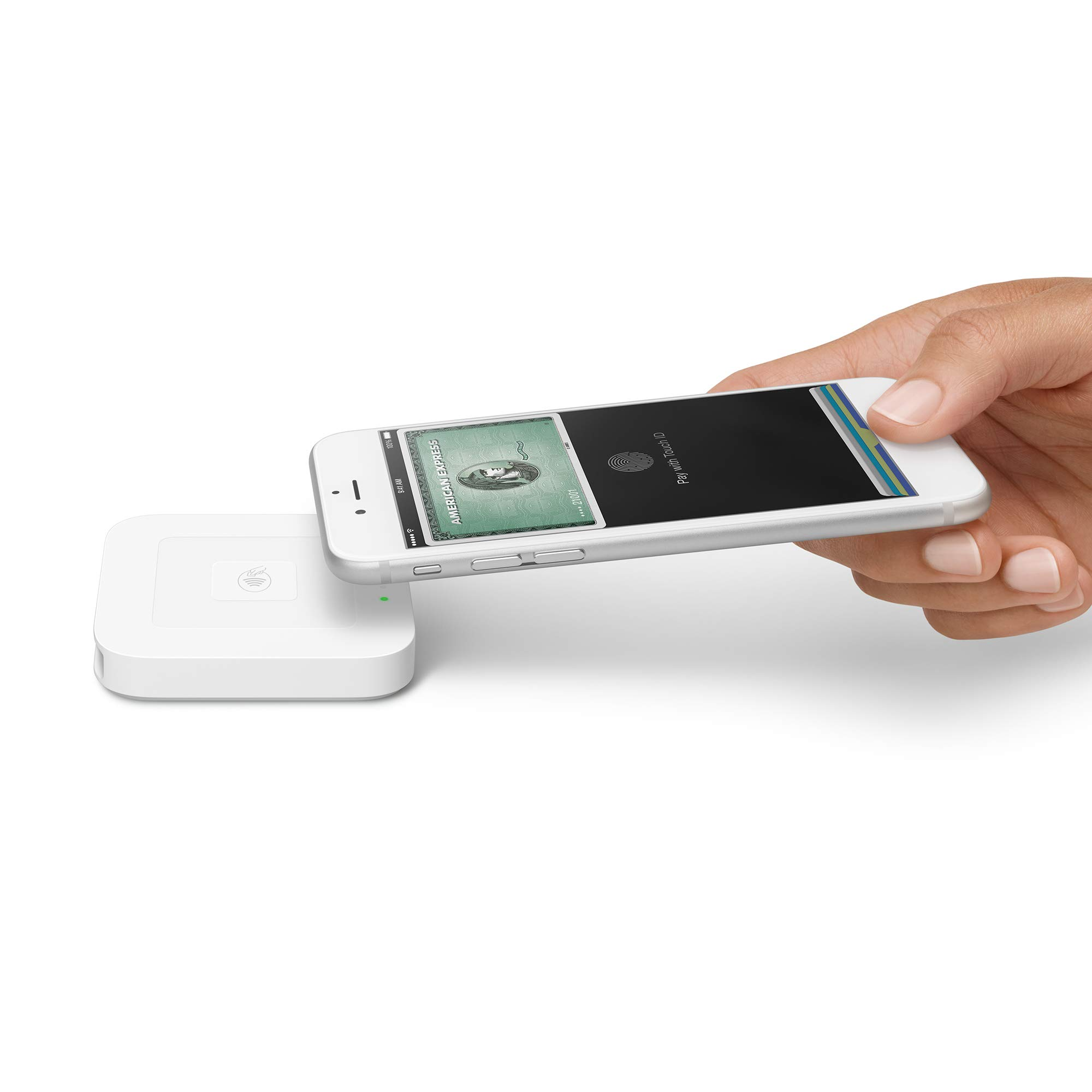 Square Dock for Square Contactless and Chip Reader White A-SKU-0120 Dock only