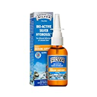 Sovereign Silver Bio-Active Silver Hydrosol for Immune Support - 10 ppm, 2oz (59mL...