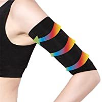 2 Pair Arm Slimming Shaper Wrap, Arm Compression Sleeve Women Weight Loss Upper...