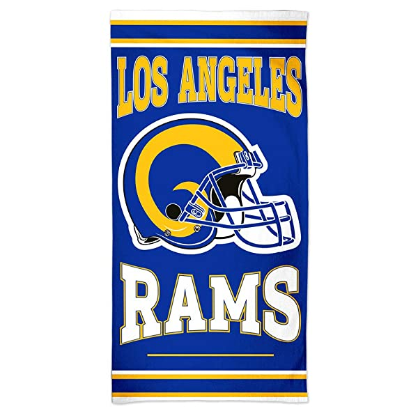 Wincraft Los Angeles RAMS 16 X 25 Sports Towel with Hook