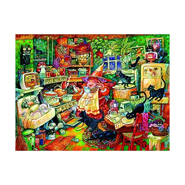 SUNSOUT INC Life of The Party 300 pc Jigsaw Puzzle