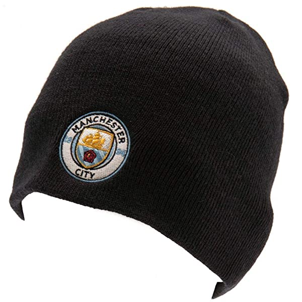 004-5 Manchester City F.C Authentic Official Licensed Product Soccer Beanie
