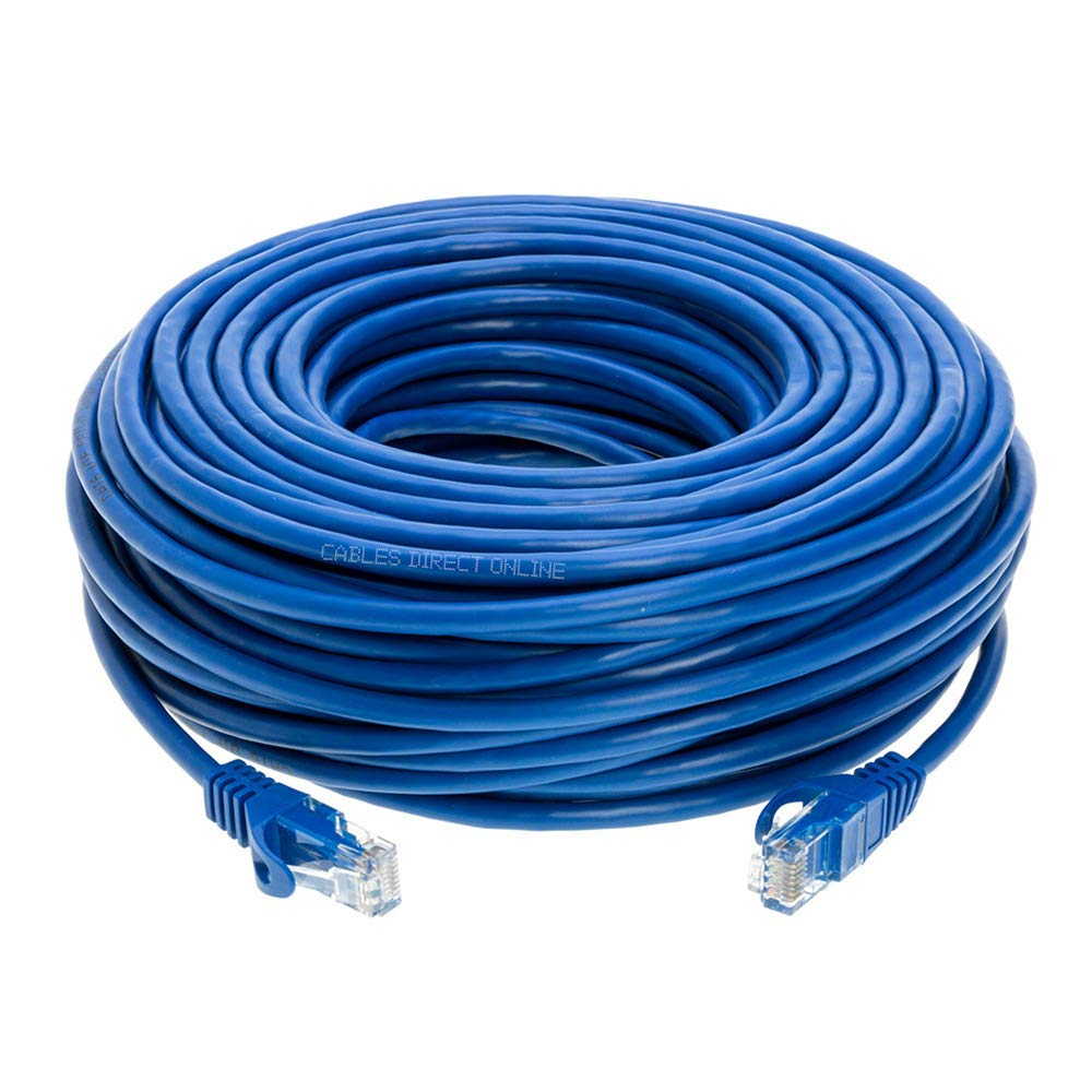 Mac and XBox 360 to hook up on high speed internet from DSL or Cable internet. PS3 PS2 Laptop Cable N Wireless BLUE 75FT CAT5 CAT5e RJ45 PATCH ETHERNET NETWORK CABLE For PC XBox