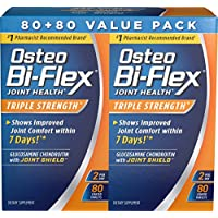 Osteo Bi-Flex Osteo bi-flex triple strength, 80 Count, Twin Pack