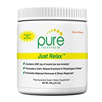 Just Relax - Citrus 60 Servings | Supports: Relaxed Mood, Healthy Blood Pressure...