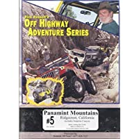 #5 Panamint Mountains, Ridgecrest CA includings Surprise Canyon by Rick Russell's Off Highway Adventure Series
