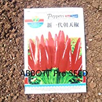 SiChuan Hot Pepper and Chilli Vegetable Seed Meticulous Selection of Fine Varieties Disease Resistance Easy Plants ABBOTT