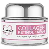 L'amore Beauty Collagen Retinol Cream (30 mL) Anti-Aging Day and Night Facial |...