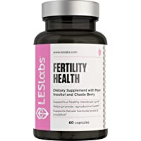 LES Labs Fertility Health, Fertility Supplement for Reproductive Health & Ovulation...