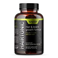 Hair Growth Supplement for Men - Hair, Skin and Nail Supplement - Hair Loss Supplement...
