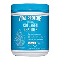 Vital Proteins Collagen Peptides Powder - Pasture Raised, Grass Fed, unflavored...