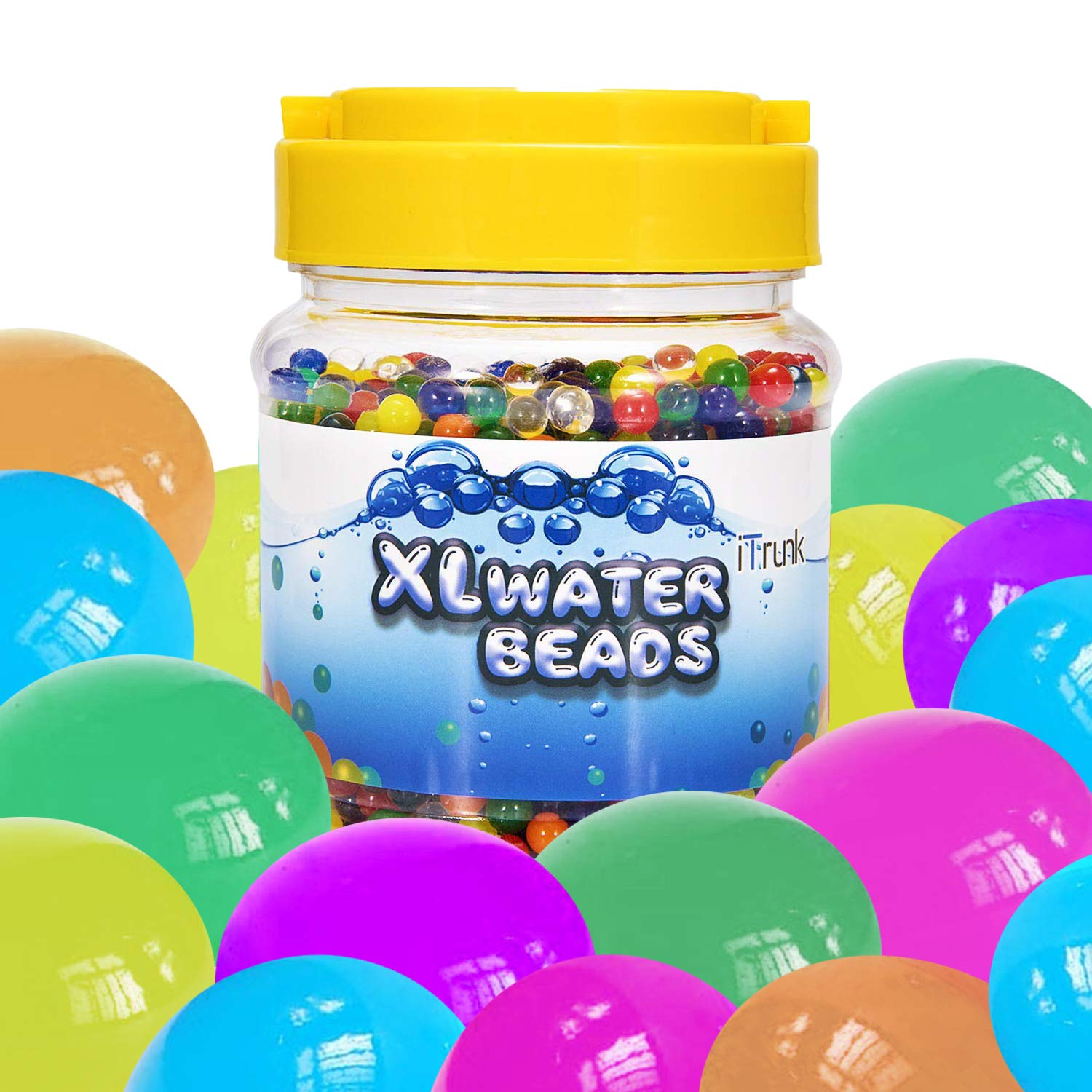 Large Size Fun for All Ages Magic Beadz Over 30,000 Beads Jelly Water Beads Grow Many Times Original Size