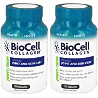 Health Logics BioCell Collagen Joint and Skin Care 120 Capsules (2 Pack)