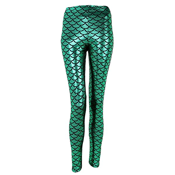 SATINIOR 3 Pairs Mardi Gras Tights Full Length Tights Thigh High Stocking Party Costume Leggings