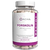 DACHA Forskolin Max Strength LivePure - 500mg Coleus Extract for Weight Loss, Keto...