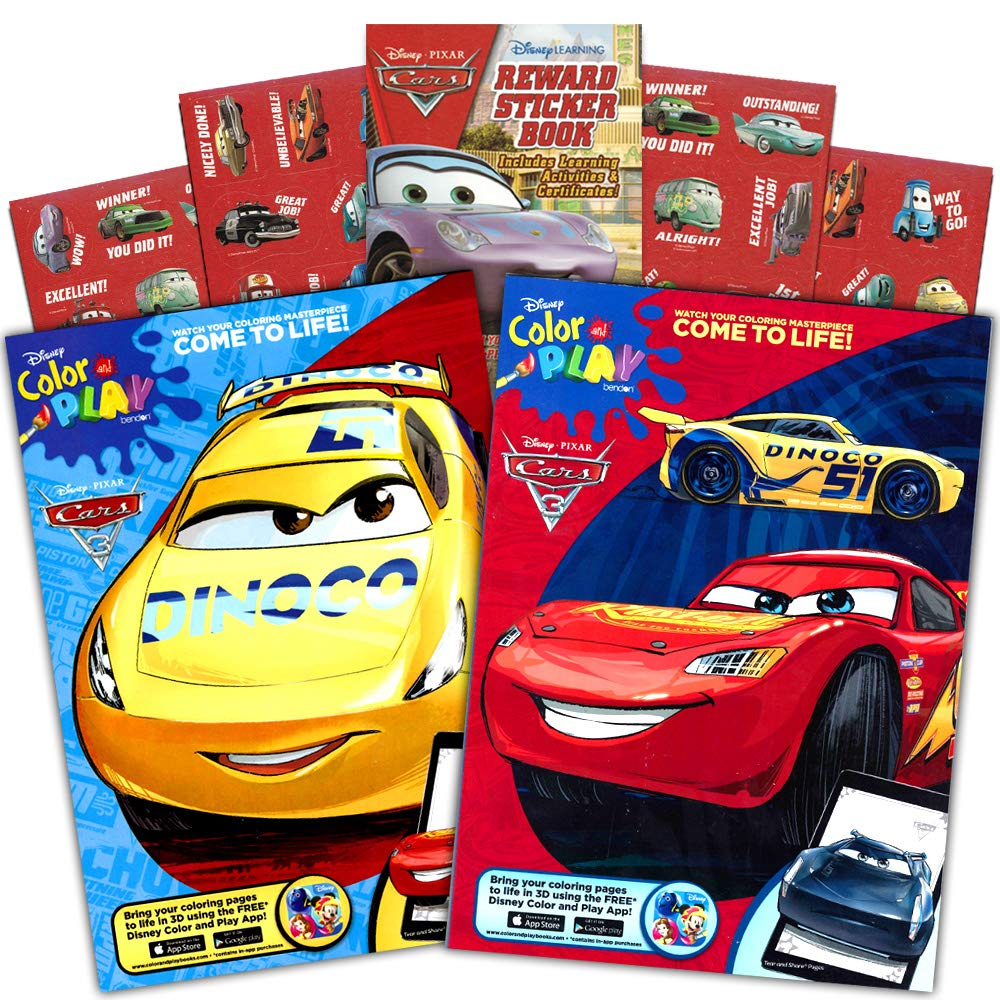 Bendon Coloring Book, Crayons, Stickers Hot Wheels 96 Page Coloring Book with Hot Wheels Coloring Fun Pack