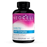 NeoCell Joint Complex Capsules, Collagen Type 2, 120 Capsules (Package May Vary)