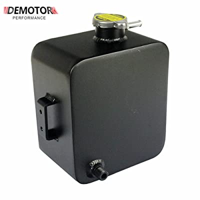 ihave Universal Coolant Bottle Recovery Reservoir Radiator Overflow Bottle Small Size 7.5 x 9 x 17.5 cm Tank