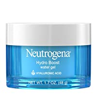 Neutrogena Hydro Boost Hyaluronic Acid Hydrating Water Gel Daily Face Moisturizer...