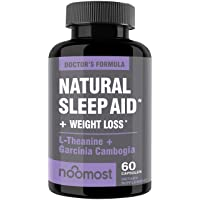 Natural Sleep Aid For Adults Helps Insomnia Relief As Sleeping Pills Extra Strength...