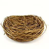 Creative Hobbies 24 Pack of Natural Twig Birds Nests, 3 inch Wide -Great for Wedding...