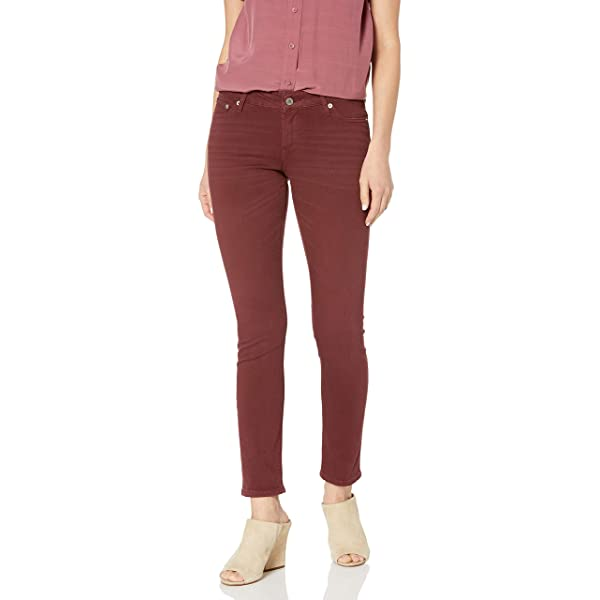 Lucky Brand Womens Mid Rise Lolita Skinny Jean in Beechley