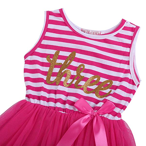 Puseky Baby Kids Girls Sleeveless Floral Dress Princess Costume Pageant Evening Gown Outfits